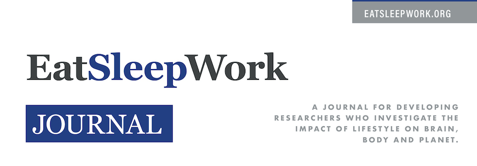 Eat Sleep Work Journal Logo
